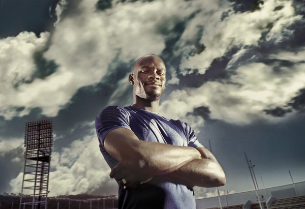 ASAFA POWELL - KINGSTON JAMAICA NATIONAL STADIUM